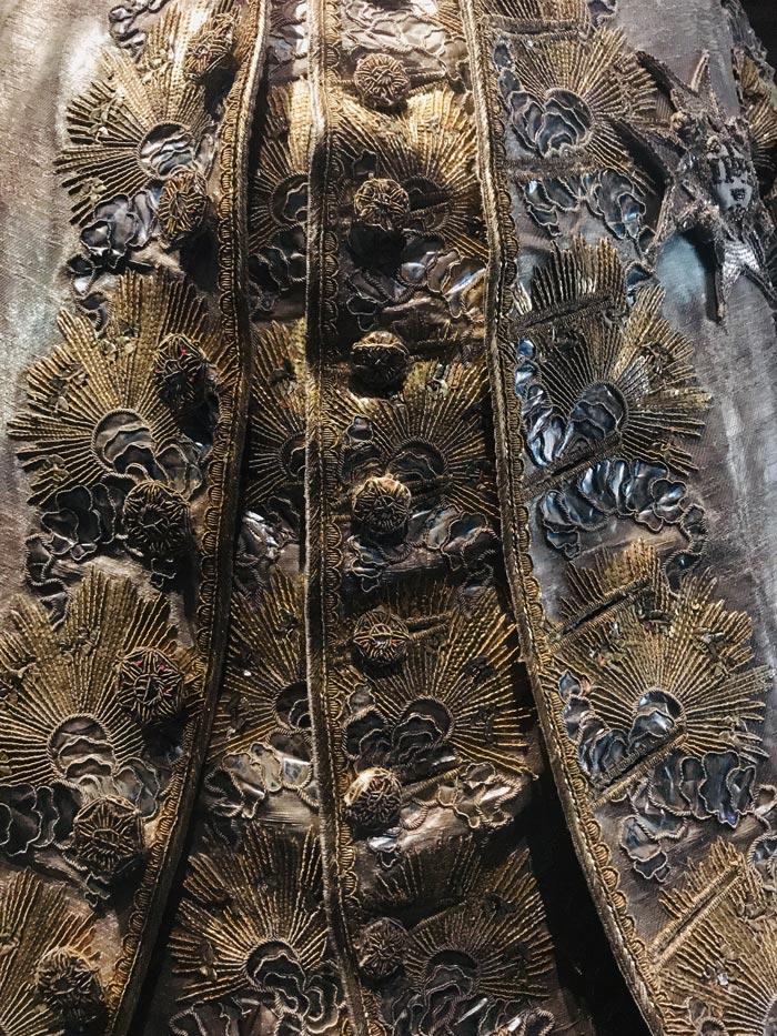 Gustav III's wedding coat